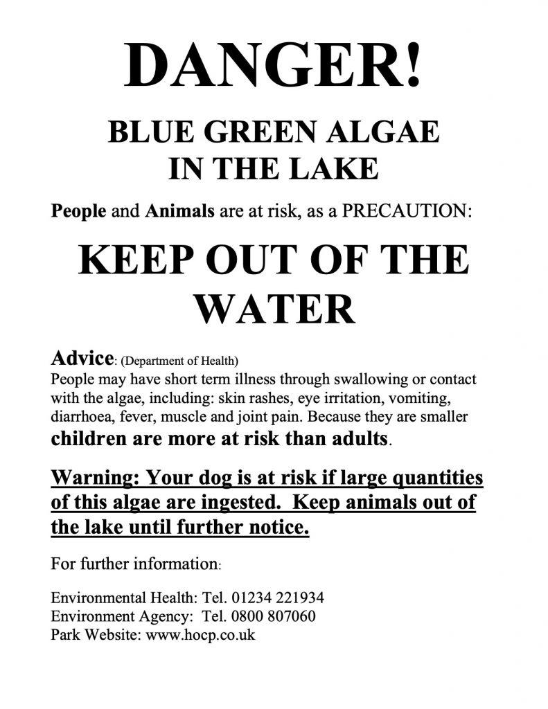 BGA Notice Lake